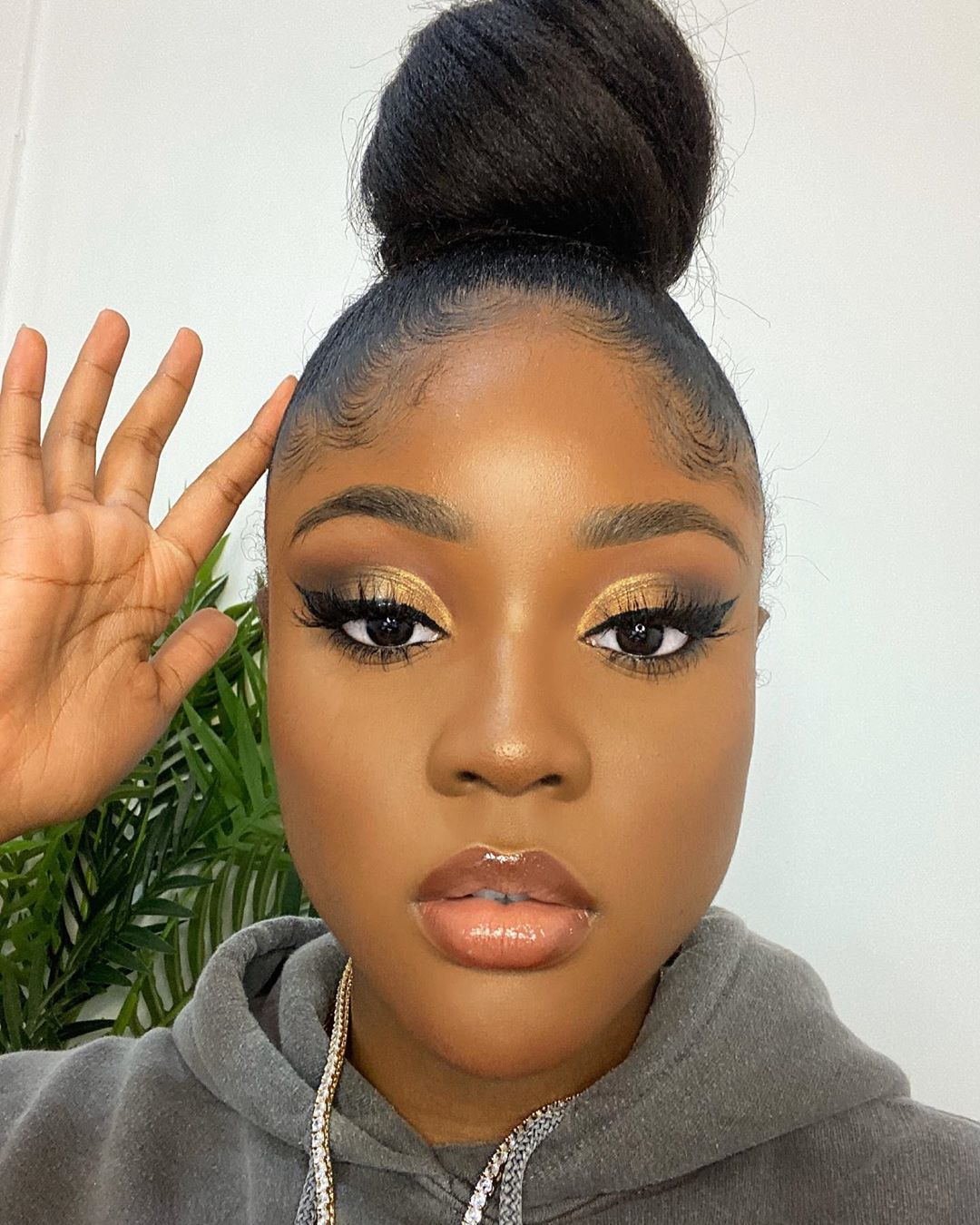 Pin by Sarah Jackson on Black Girl Makeup Looks in 2020