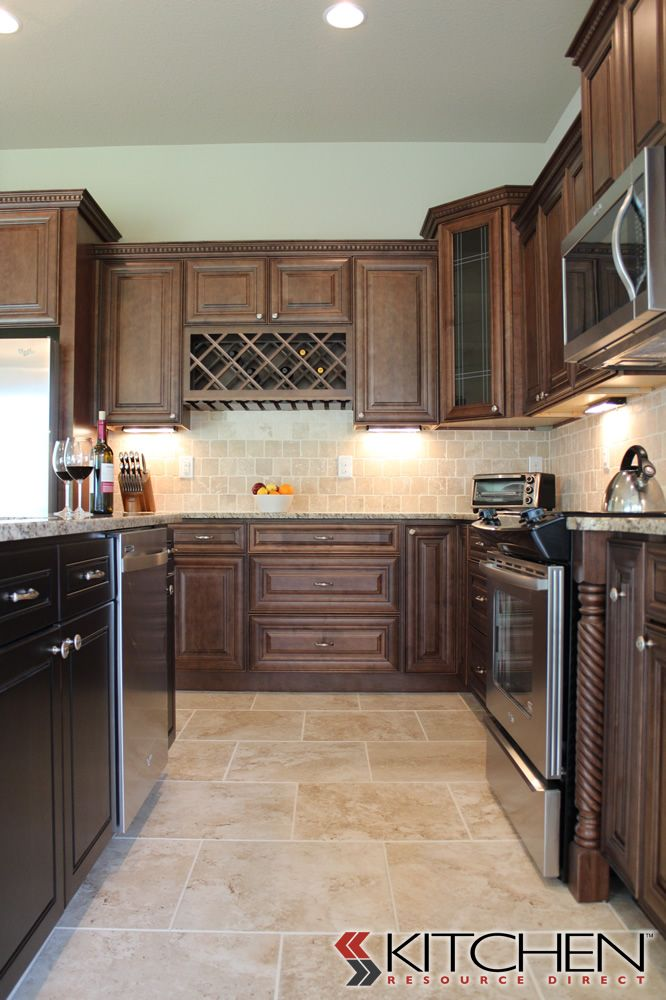 Gentil Bristol Maple Chocolate Glaze Photo Gallery | Cabinets.com By Kitchen  Resource Direct