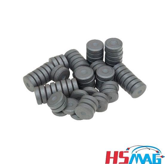 Disc Strontium Ferrite Permanent Magnets Magnets Permanent Magnet Ferrite Magnet