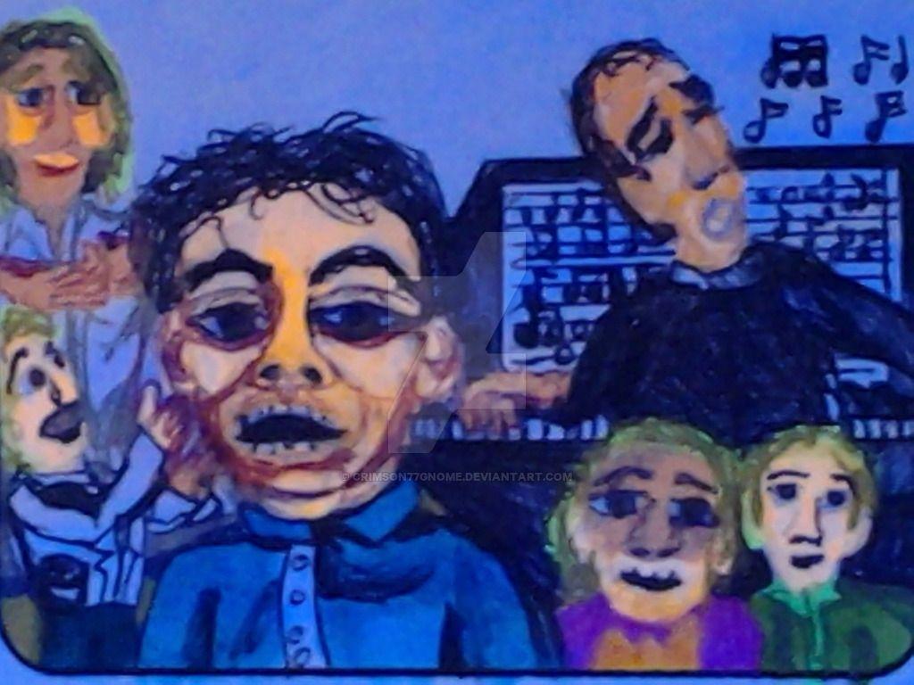 The Pink Floyd Story Scene # 1 by Crimson77Gnome.deviantart.com on @DeviantArt