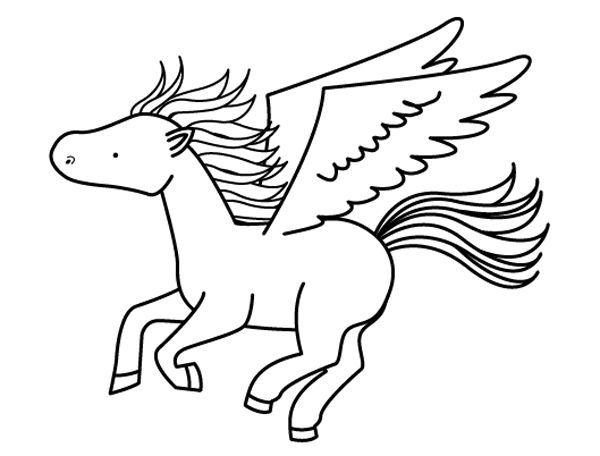 Dibujos De Unicornios Para Colorear 4 Anos Buscar Con Google Art Moose Art Animals