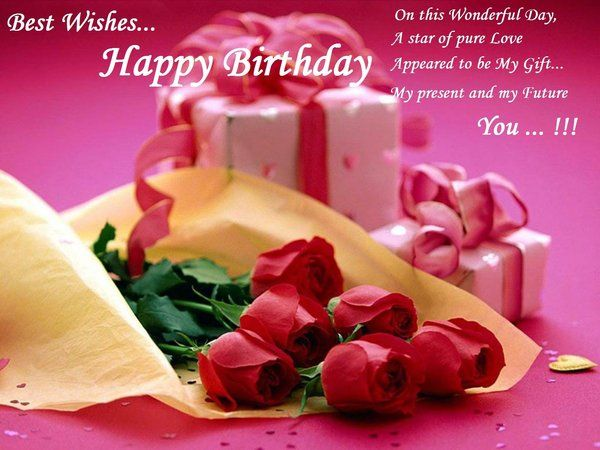 Happy Birthday Wishes For Friend – Birthday Wishes For Friend ...