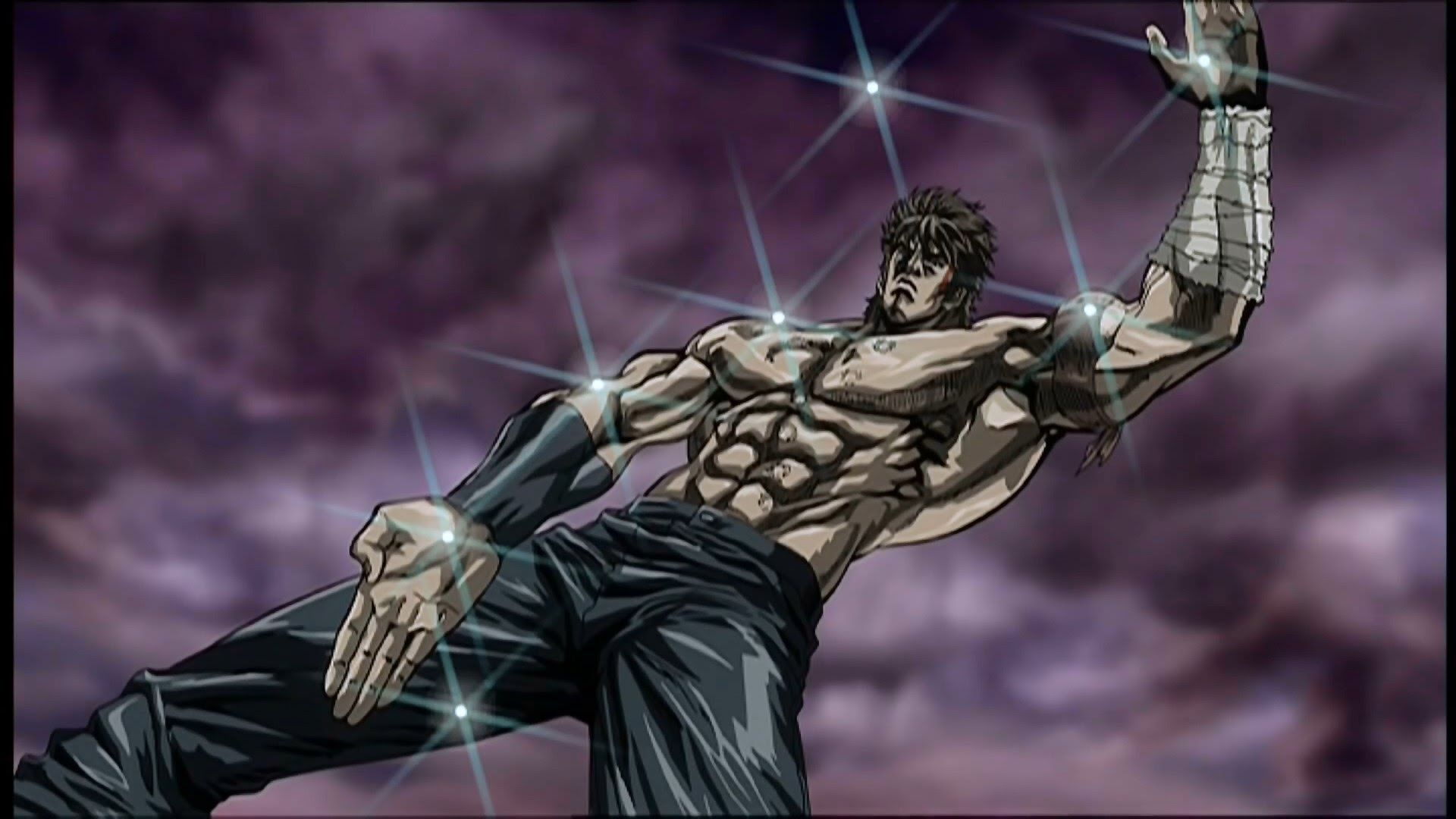 Kenshiro North Star Jojo Bizzare Adventure Super Human