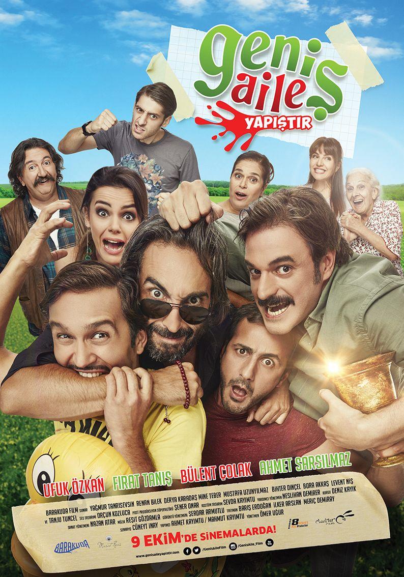 Geniş Aile Yapıştır 2015 Full izle Film, Yeni filmler