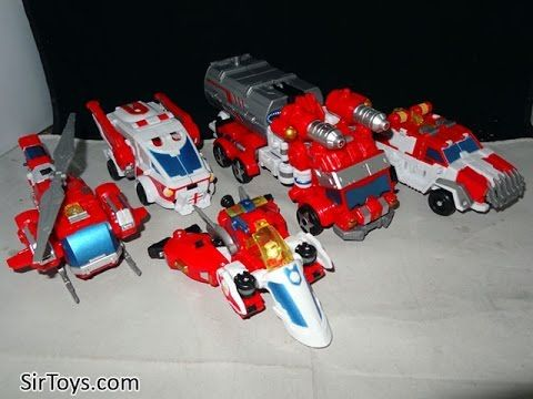 Sirtoys TFC Star Rescue Team Combiner