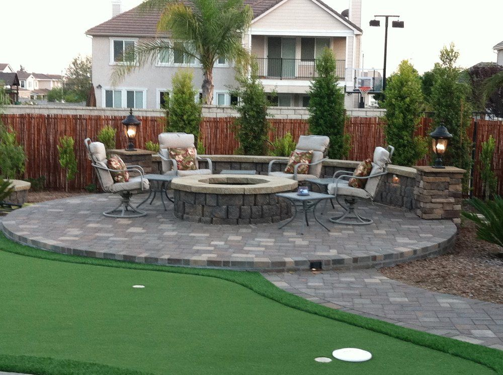 Belman Pavers U0026 Concrete   Rancho Cucamonga, CA, United States. Outdoor Living  SpacesLandscaping ...