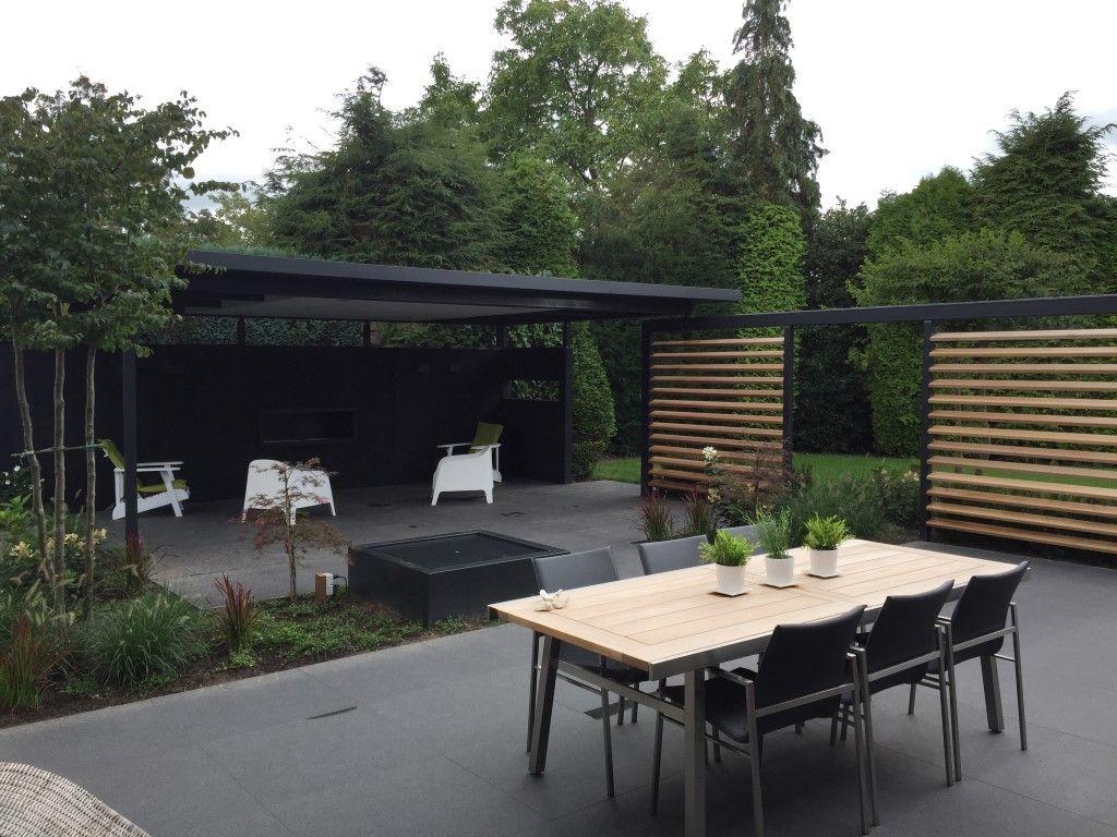 Overkappingen tuin overkapping overkapping exclusieve tuin stalen - Overdekte patio pergola ...