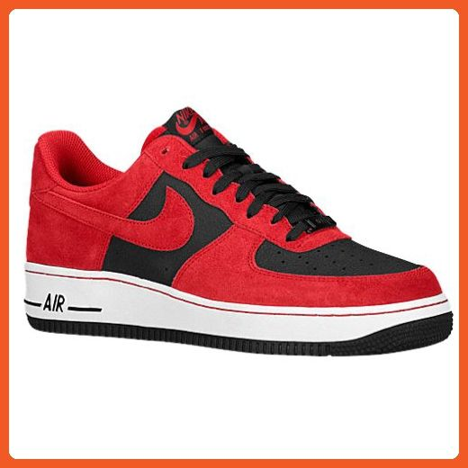 24897ddfdb5f4 Nike Air Force 1 One Low Sneaker different colors, Color:red/black ...