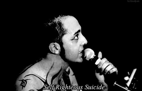 Daron Malakian From System Of A Down Chop Suey Lyrics With