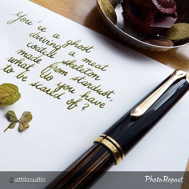 "by @attilasultis ""This week was great fun in #beingPelikan for me! Thank you so much @pelikan_international for the opportunity! I hope you've enjoyed what I had to share :) #pelikan #fountainpens #fountainpen #fpgeeks"" #Padgram"