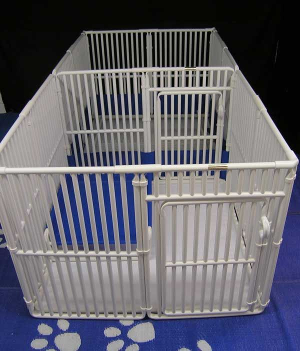 Sturdy Whelping Pens Rover Company Dog Crate Furniture Puppies Puppy Pens