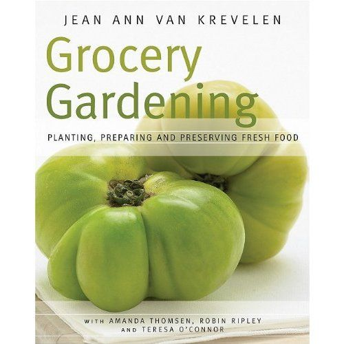 Reading this book right now. It's especially helpful for learning how to store all kinds of fruits, vegetables, and herbs!