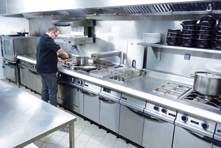 Catering Kitchen Design Ideas Part - 21: Pinterest
