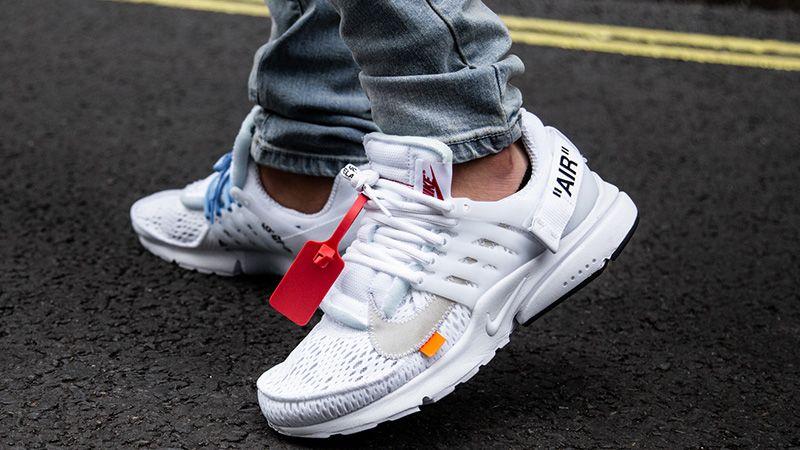 ellos Juventud manual  Off-White x Nike Air Presto White - Where To Buy - AA3830-100   The Sole  Supplier   Nike air presto white, Nike fashion shoes, Sneakers
