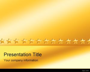 Gold stars powerpoint template is a golden template for serious gold stars powerpoint template is a golden template for serious powerpoint presentations that you can download toneelgroepblik Choice Image