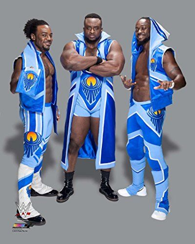 Wwe The New Day Halloween Costumes The New Day Wwe New Day Wwe