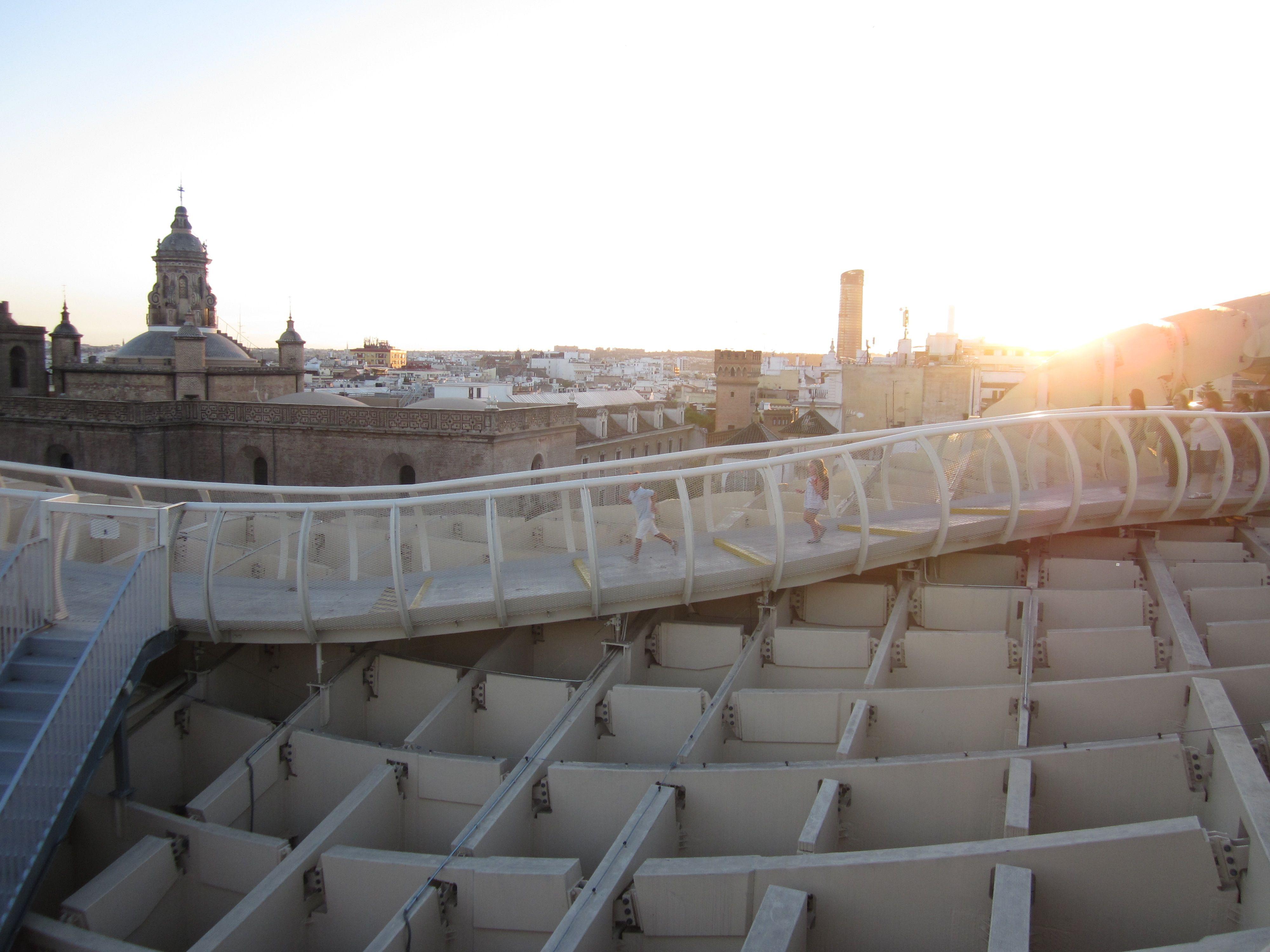 Las Setas, Sevilla, Spain