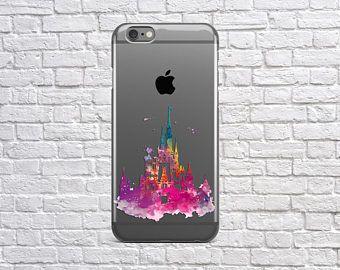 buy popular b7389 557da Disney Castle iPhone X case Disney Samsung Note 8 Case iPhone 7 ...
