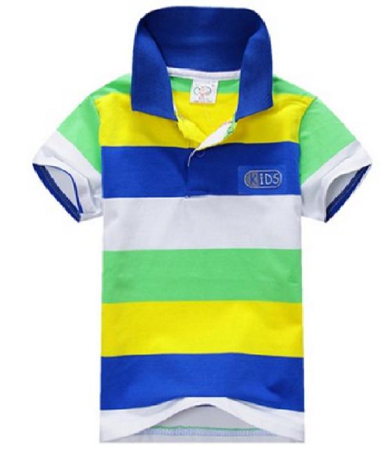 1bcc6466a6 Royal blue and yellow striped shirt - Universal Kids | Universal ...