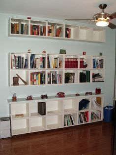 Display Shelf Around Top Of Room Google Search Shelves
