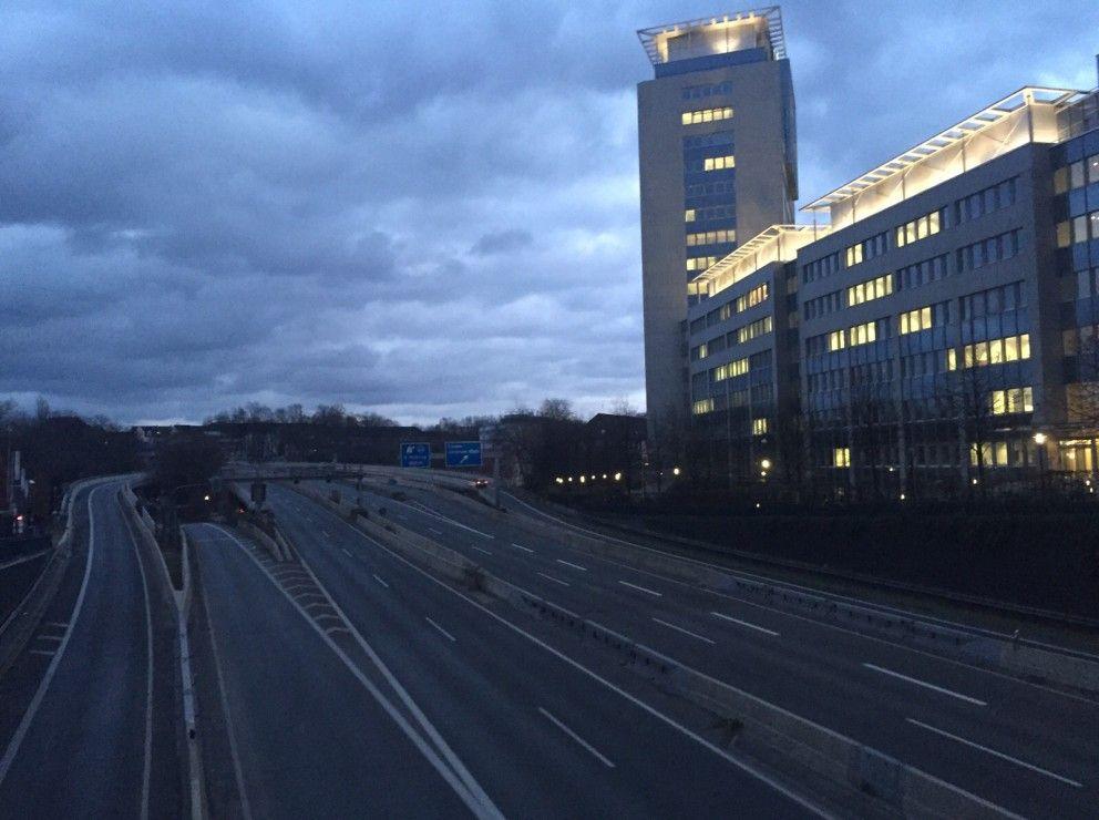 Duisburg Bombenentschärfung