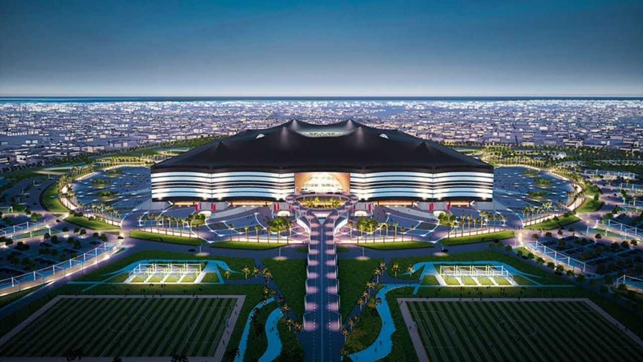 World Cup 2022 Qatar S Stadiums In Pictures Qatar Stadium World Cup Stadiums Qatar World Cup Stadiums