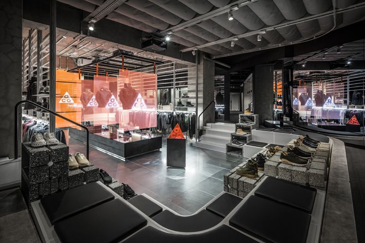 Nike opens the doors of its seventh NikeLab store e97f90ad1373