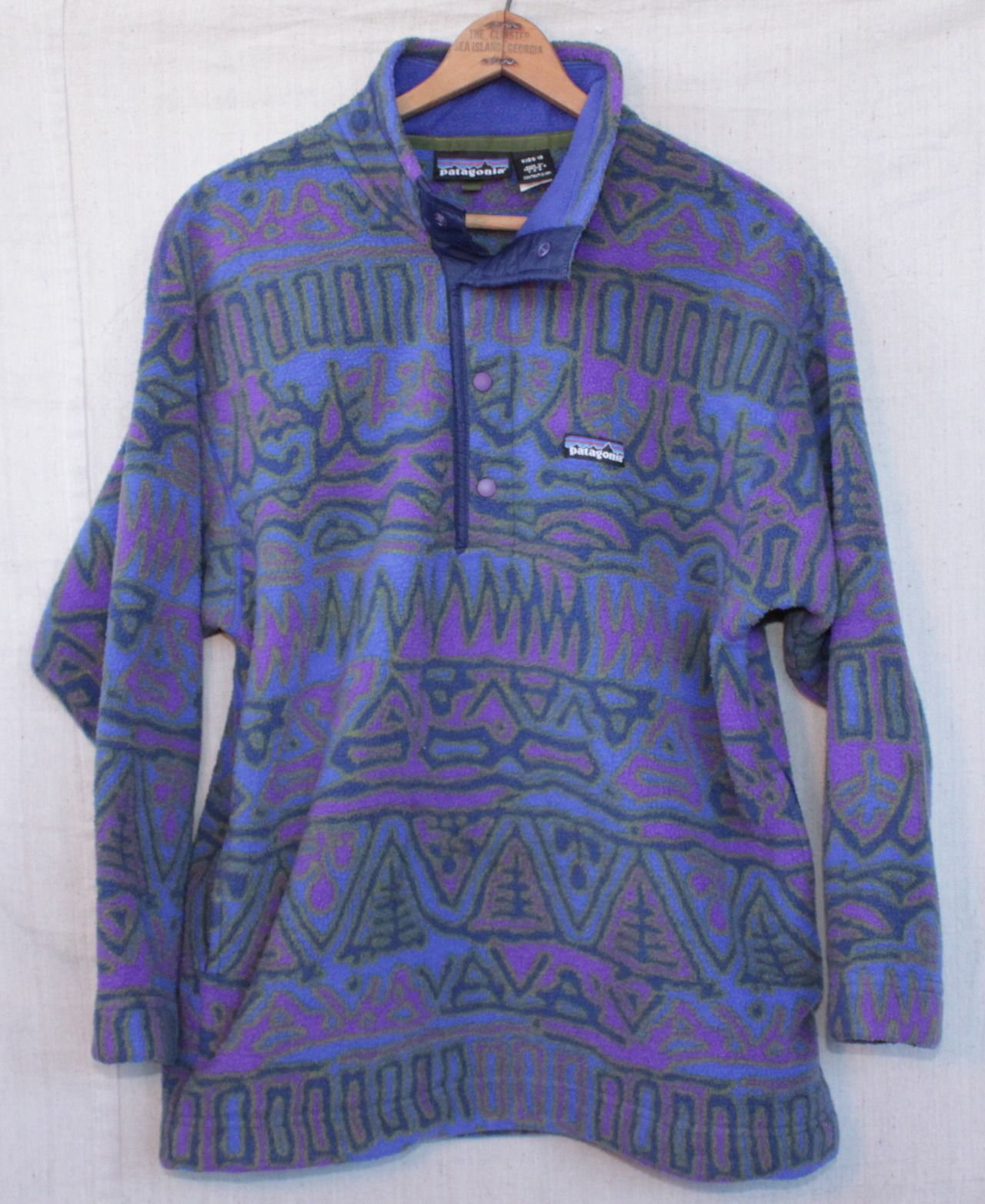 Patterned Patagonia Fleece Custom Design Ideas