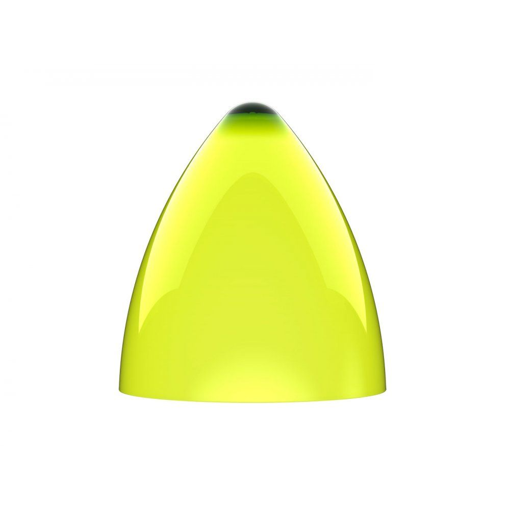 Nordlux funk lime green pendant light shade part of a set