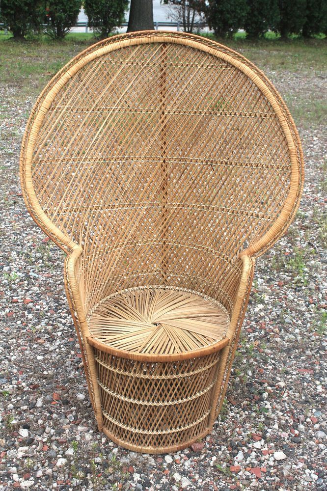 Image Result For Oversized Wicker Chairs High Backed