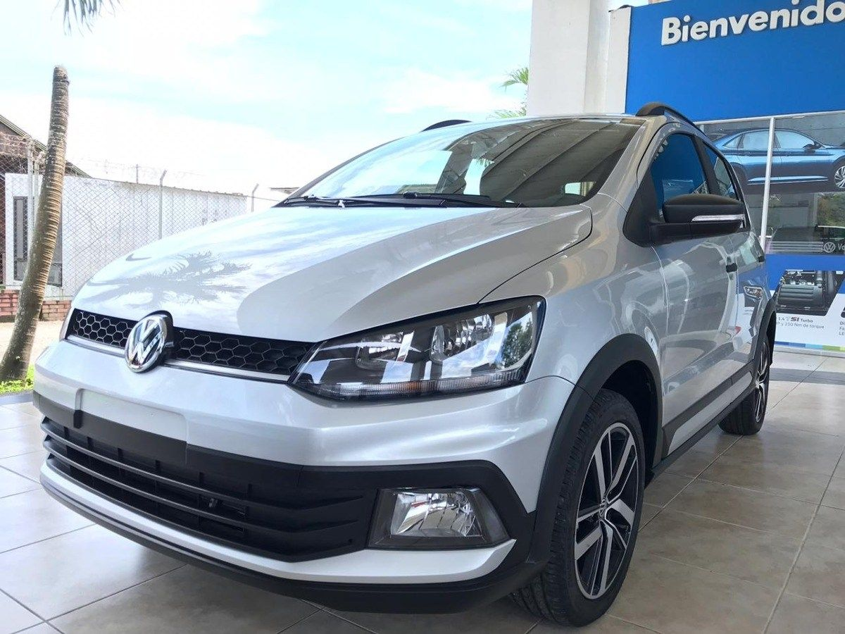 Volkswagen Fox Xtreme 2020 Interior (With images