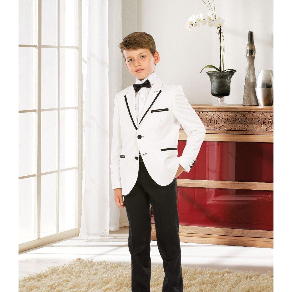 554 3 Tugi Erkek Cocuk Takim Elbise Smokin Beyaz 855 Takim Elbise Elbise Erkek Takim Elbise Modasi