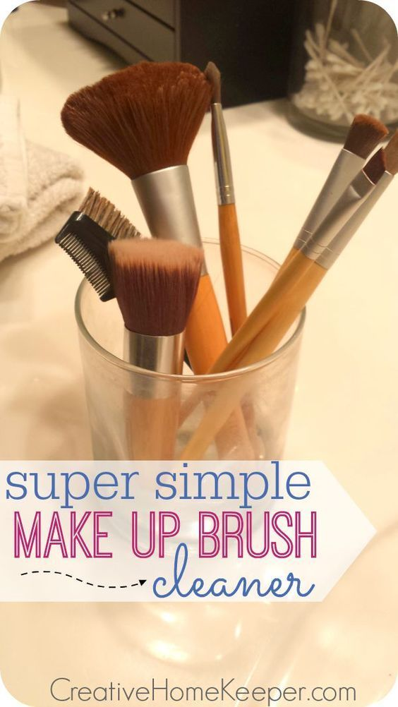 Photo of Super Simple Makeup Brush Cleaner – Have You Recently Got Your Makeup Brushes …