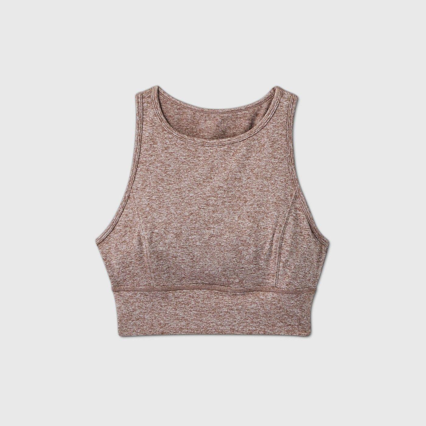 Women's Brushed Jersey Longline Bra JoyLab? Sponsored