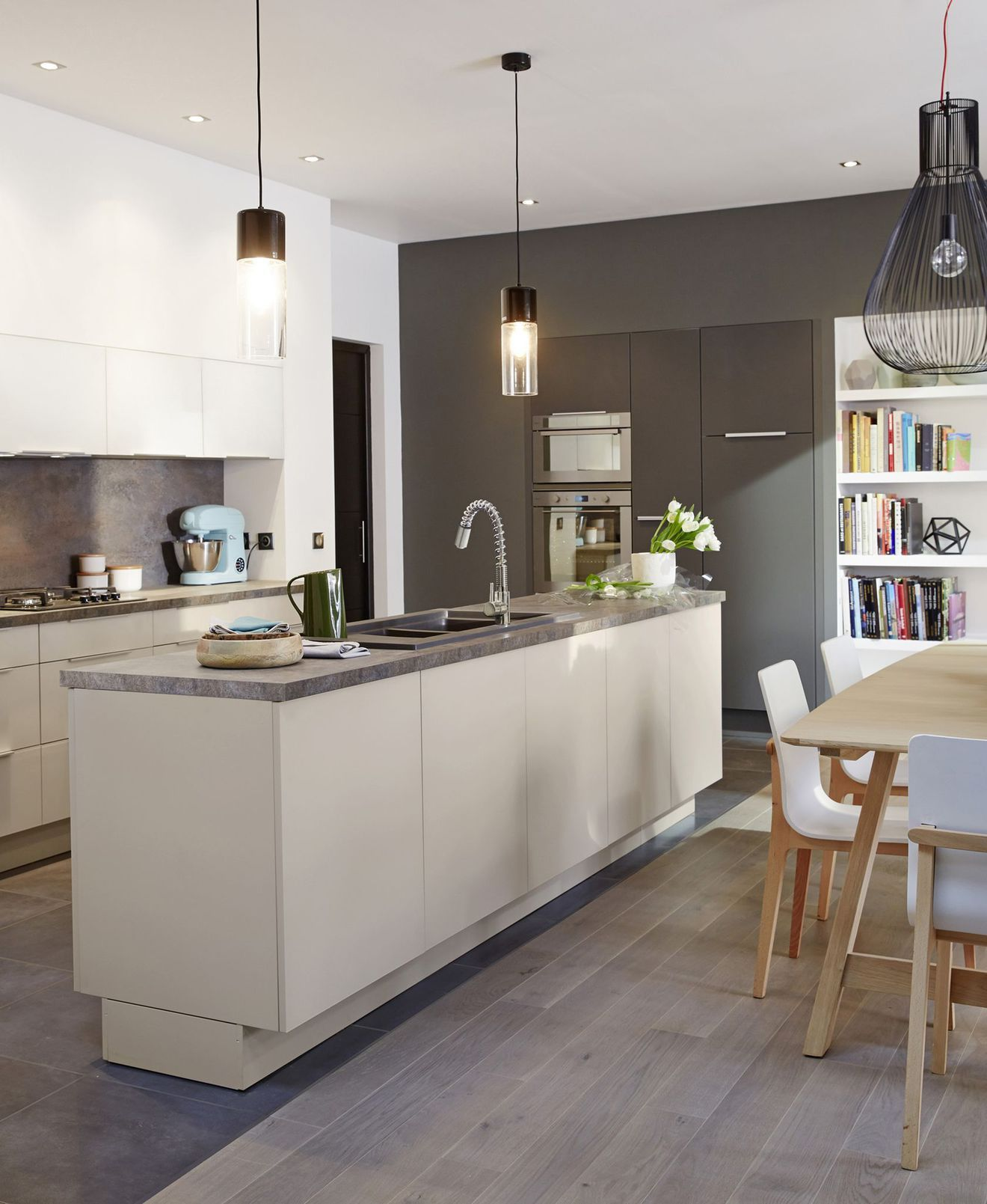 Beste Kücheninsel Beleuchtung Für Gewölbte Decke Fotos - Ideen Für ...