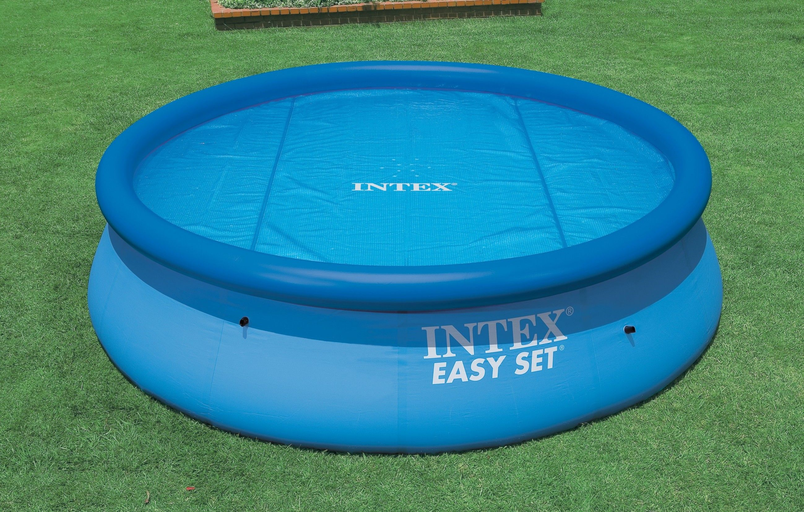 Intex pool poolfolie ersatzfolie f r intex easy frame for Pool ersatzfolie rund