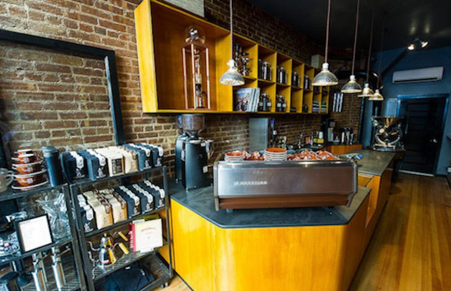 The 50 Coolest Places in New York City Right Now in 2020   Coffee shops interior, Places in new ...