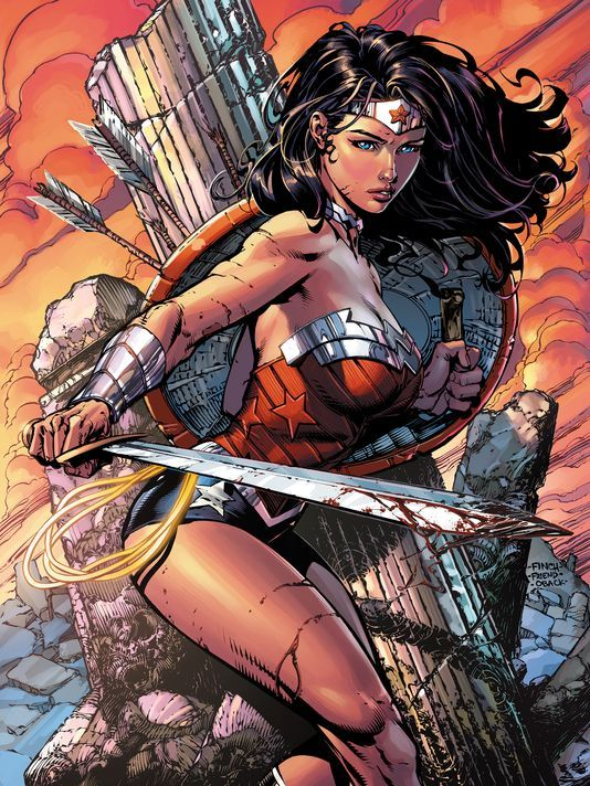 Image result for Wonder Woman DC