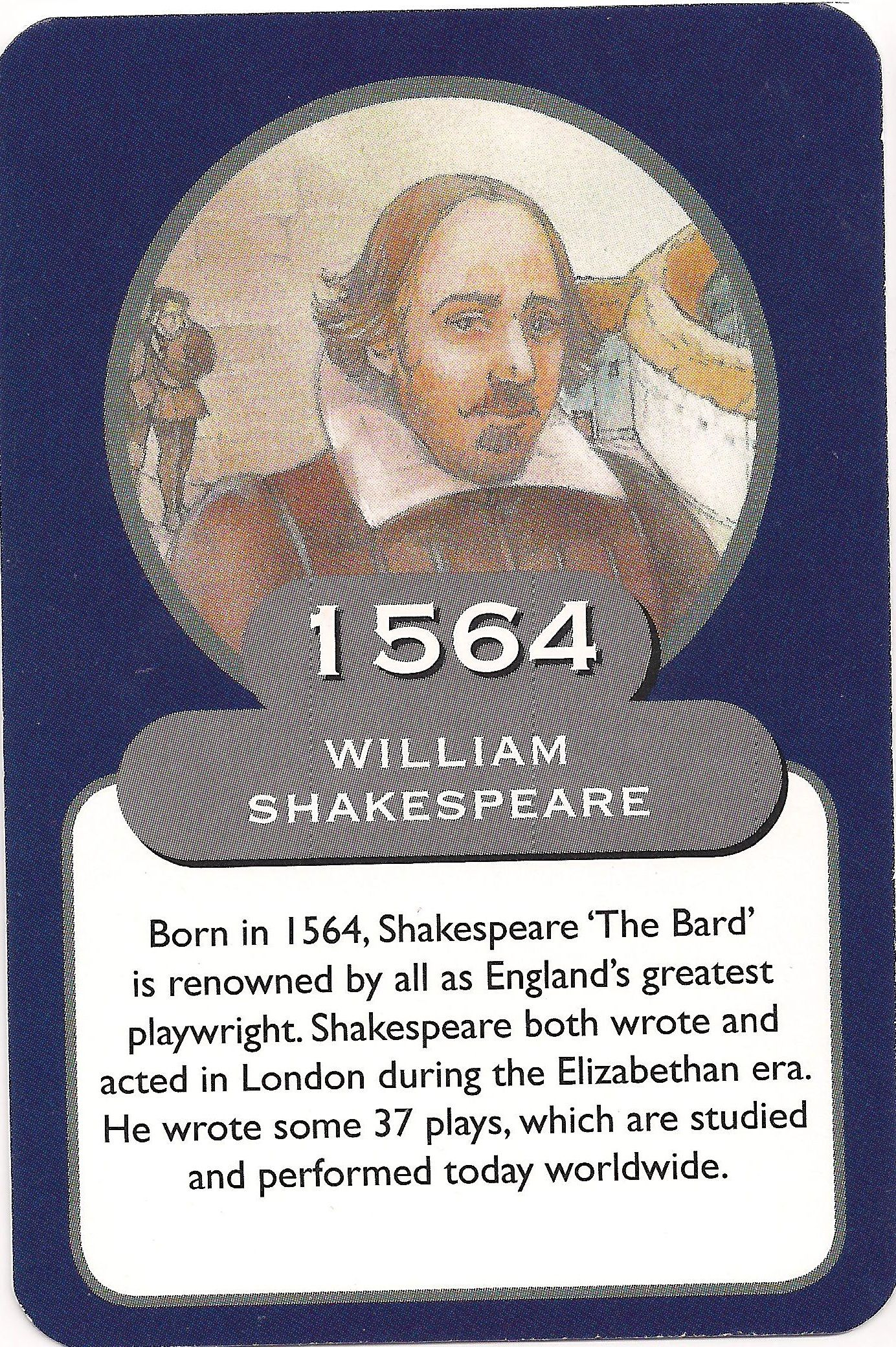 The Bard Himself What S Your Favorite Of His Plays