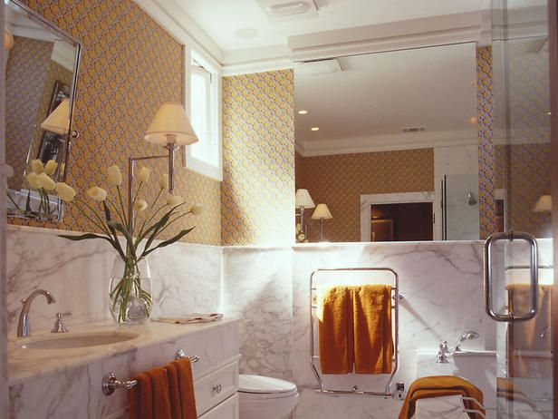 Transitional | Bathrooms | Douglas Dolezal : Designer Portfolio : HGTV - Home & Garden Television