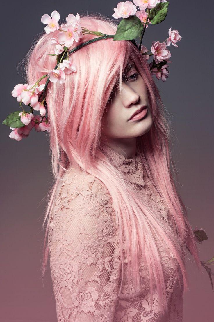 Beautiful pink hair hair design hair color hair cuts hair beautiful pink hair izmirmasajfo Gallery