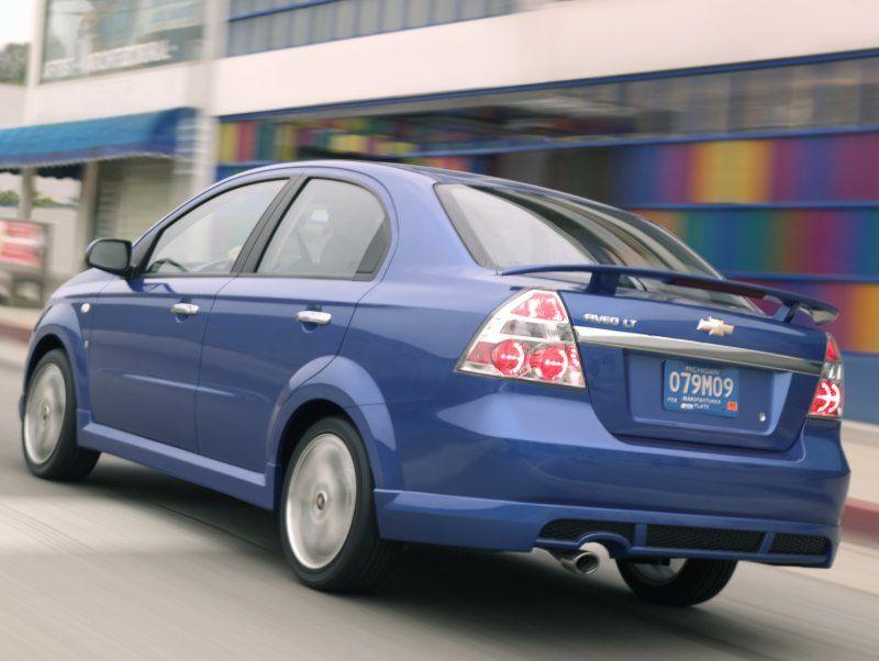 Chevrolet Aveo 1 6 Lt Sedan Chevrolet Aveo Autos