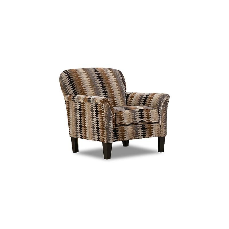 Simmons Upholstery   2151 PK   Editor Burlap Accent Chair | Sears Outlet