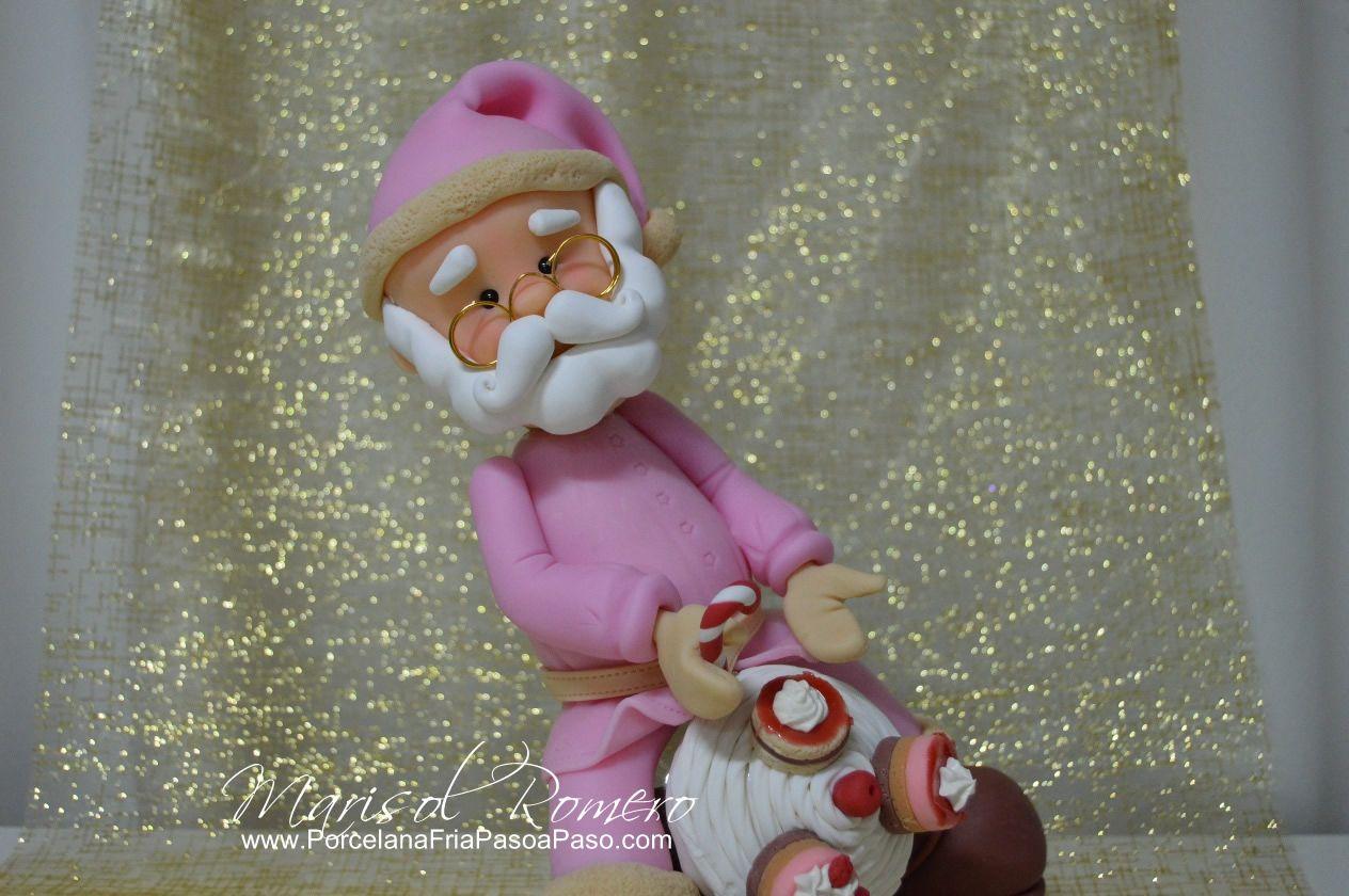 Porcelana Fria Paso a Paso Especial Navidad 2014 - Porcelana Fria Paso a Paso