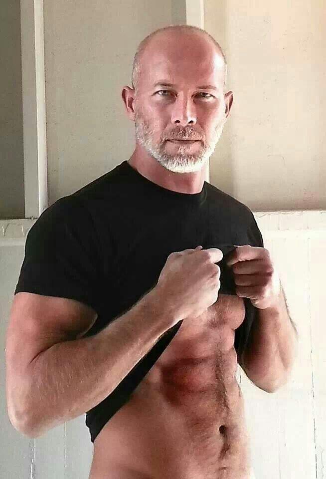 Mature man gay