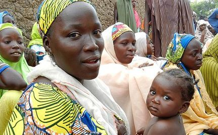 They're Free: 63 Women and Girls Escape from Boko Haram      by Lizabeth Paulat     July 8, 2014     11:30 am  They're Free: 63 Women and Gi...