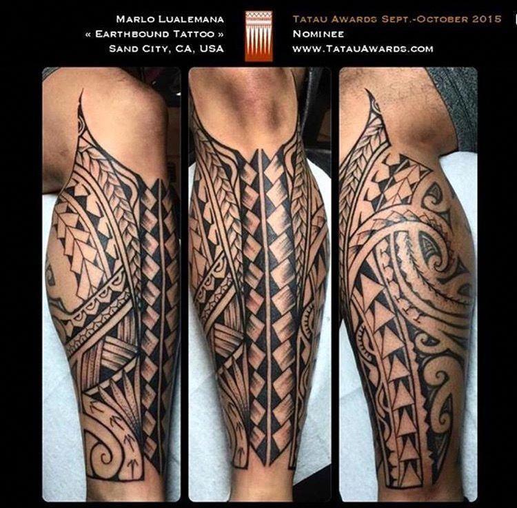 Filipino Tattoos Tribal Tattoosonneck Yourpinterestlikes Leg Tattoos Polynesian Leg Tattoo Tribal Tattoos