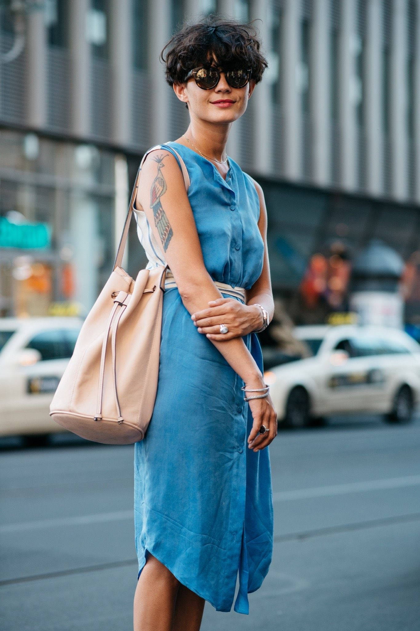 Strasse Style: All the Best Looks From Berlin Fashion Week - Gallery - Style.com