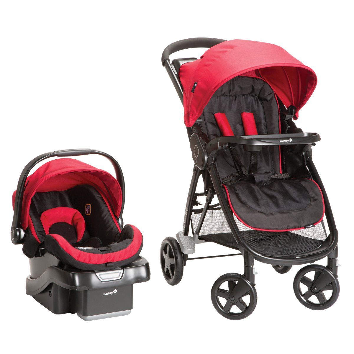 Nuna Stroller Recall Safety 1st Step And Go 2 Travel System Scarlet Red