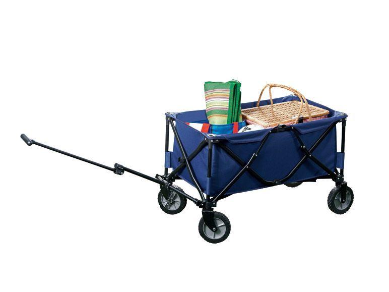 ROCKTRAIL® Faltbarer Bollerwagen 1